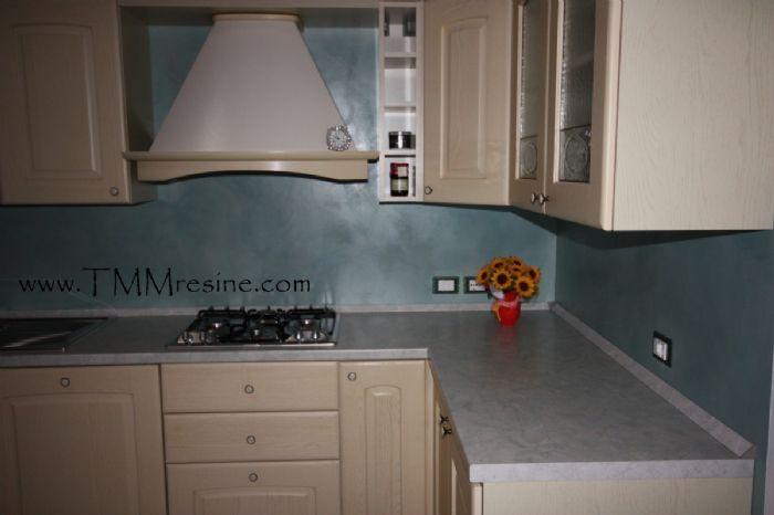 Realizzazioni tmm resine faenza - Resina in cucina ...